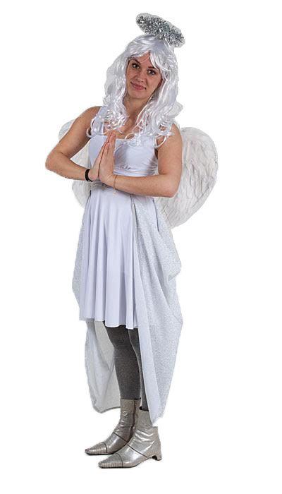 Engel kostuum jurk - 259