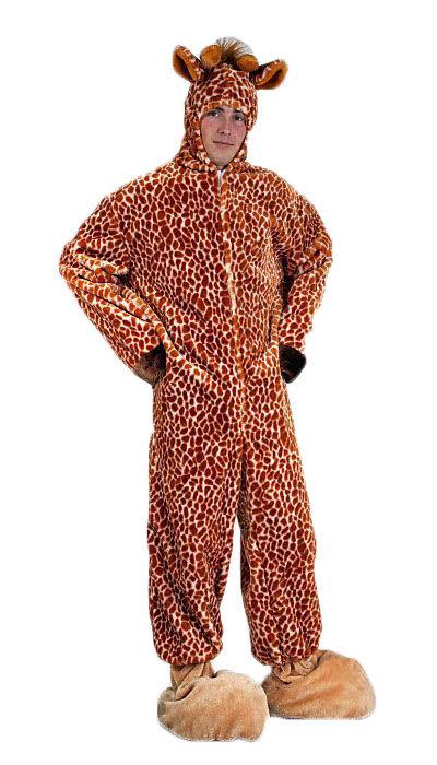 Giraffe beestenpak - 123