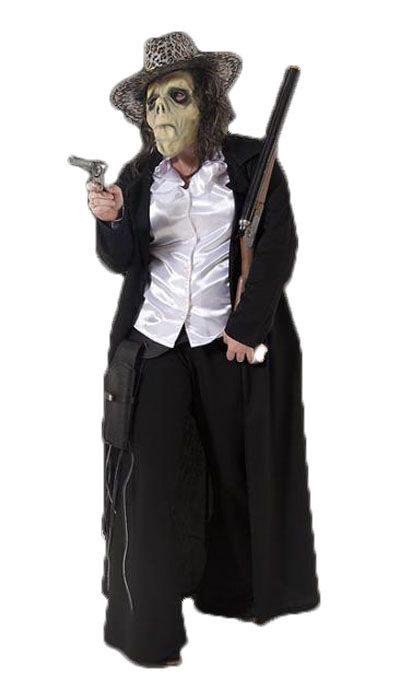 Halloween cowboy kostuum  - 328