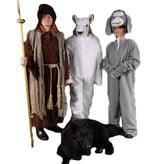 Kerststal kostuums huren - 353