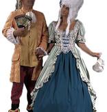 Rococo kostuums huren