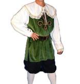 Historisch mannen kostuum huren - 336