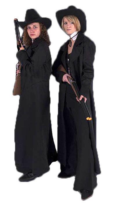 Outlaws kostuums huren - 404