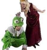 koop Prinses en kikker kostuum