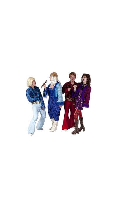 ABBA kostuums huren