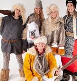 Viking kostuum huren - 452