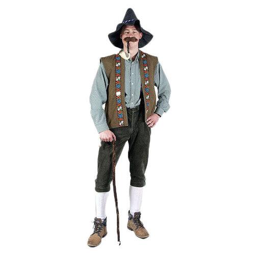Tiroler outfit huren