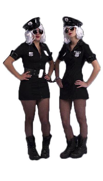 Politiejurkje huren carnaval