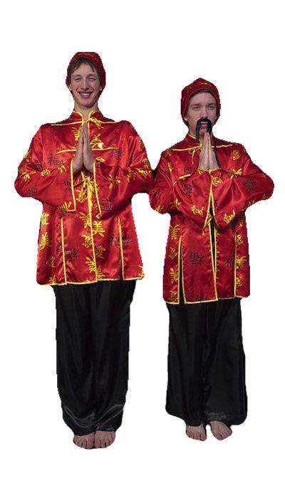 Chinese pakken huren