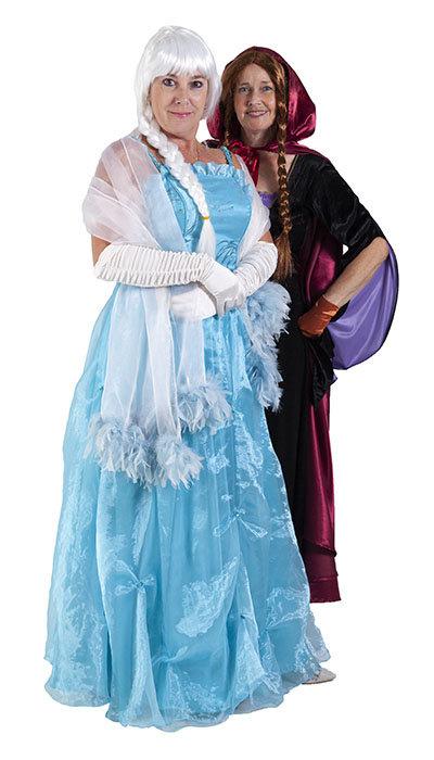 Kostuum uit Frozen huren