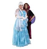 Elsa kostuum uit Frozen huren