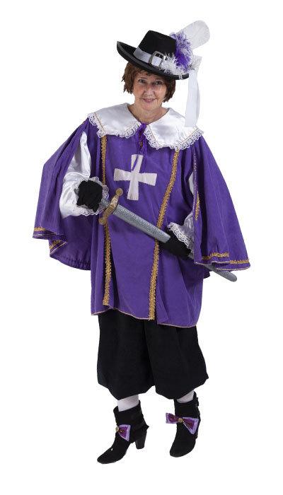 Kostuum uit de 17de eeuw