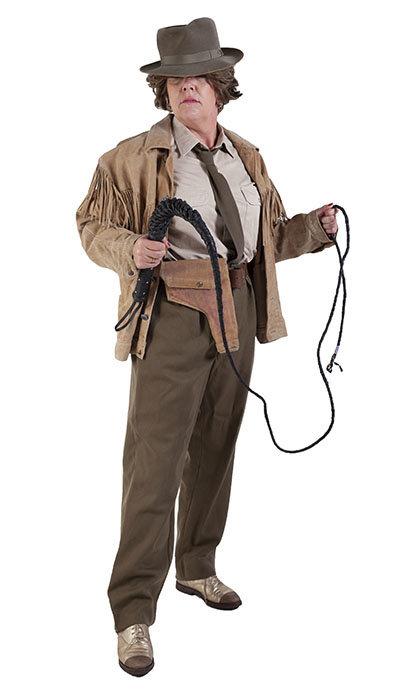 Indiana Jones kostuum huren