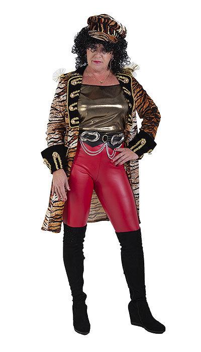 Circus dompteur kostuum huren