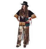 Hippie kleding voor een man huren