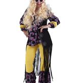 Hippie kleding voor een vrouw huren