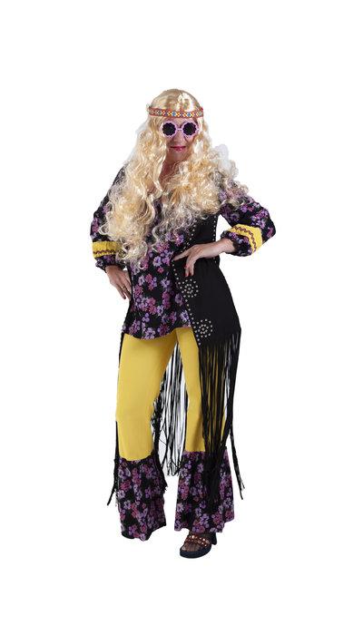 Hippie kleding voor een vrouw