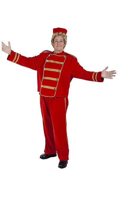 Abeltje de liftjongen kostuum - 137