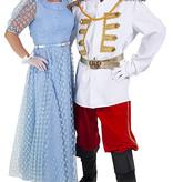 Assepoester en prins kostuum huren