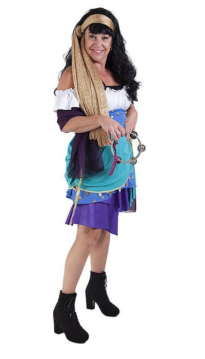 Zigeuner outfit huren