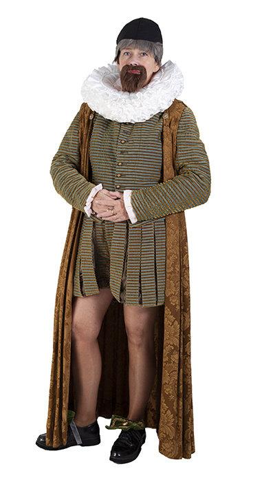 Willem van Oranje kostuum