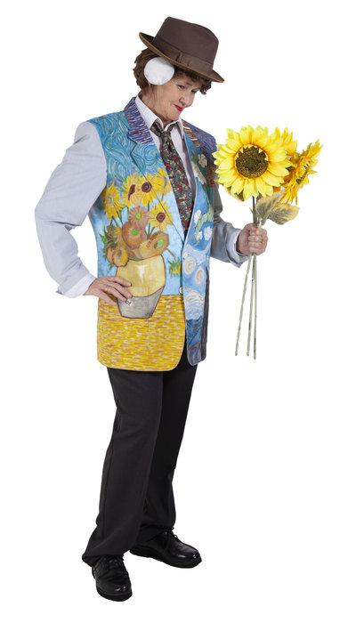 Vincent van Gogh kostuum
