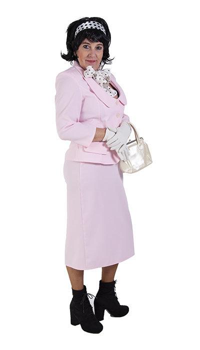 Jacky Kennedy jaren'60 kleding