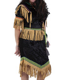Indianen jurkje huren