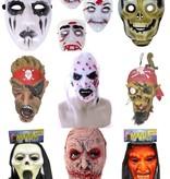 Halloween maskers kopen