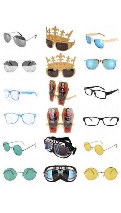 Carnavals brillen kopen
