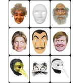 Carnavals maskers kopen