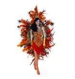Braziliaans Carnavals kostuum huren
