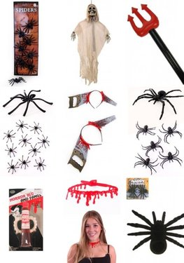 ✔ Halloween artikelen kopen