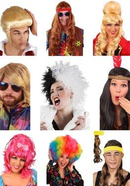 ✔ Carnaval feestpruiken