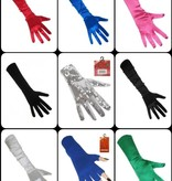 koop Gekleurde lange handschoenen kopen