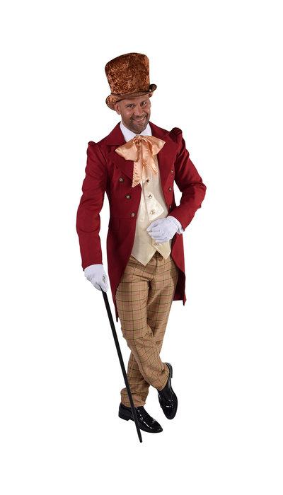 Dickens kostuum voor een heer