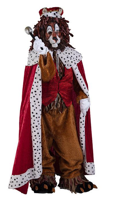 The Masked Singer Lion King kostuum huren