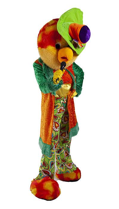 The Masked Singer Paradijsvogel kostuum huren