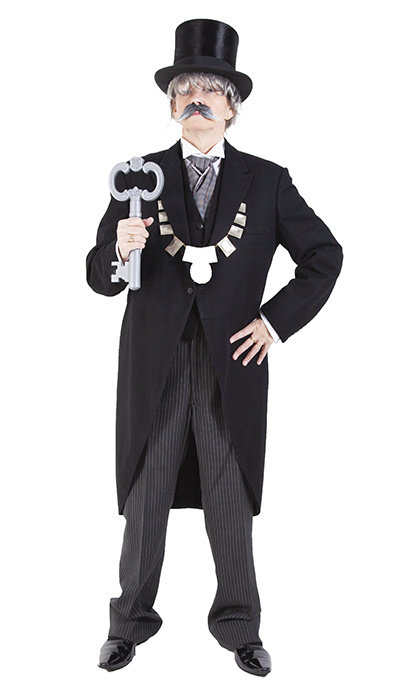 Burgemeester kostuum