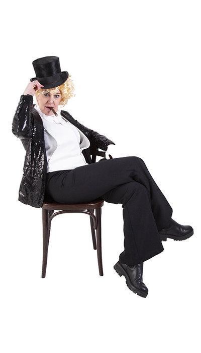 Kostuum Marlene Dietrich