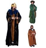 Koningskostuum uit de Middeleeuwen