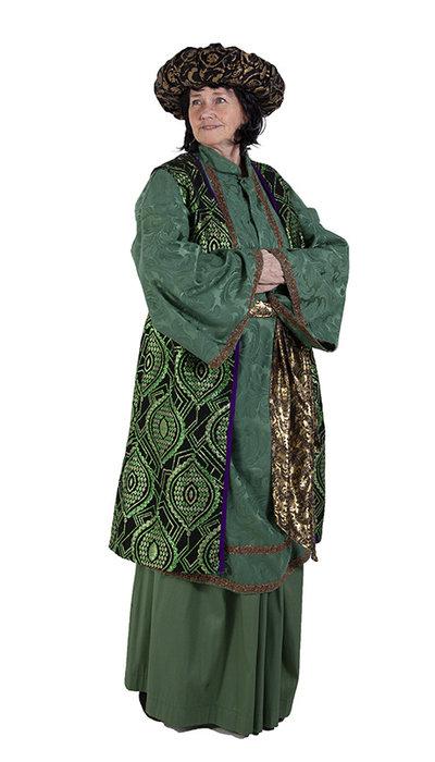 Oosters sultan kostuum