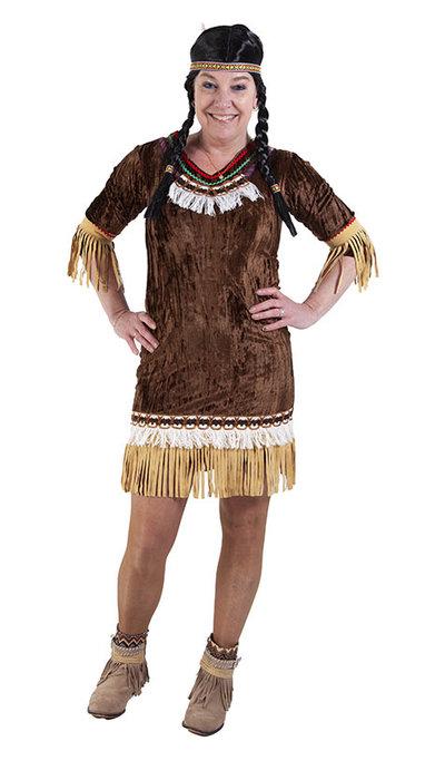 Indianen jurkjes huren