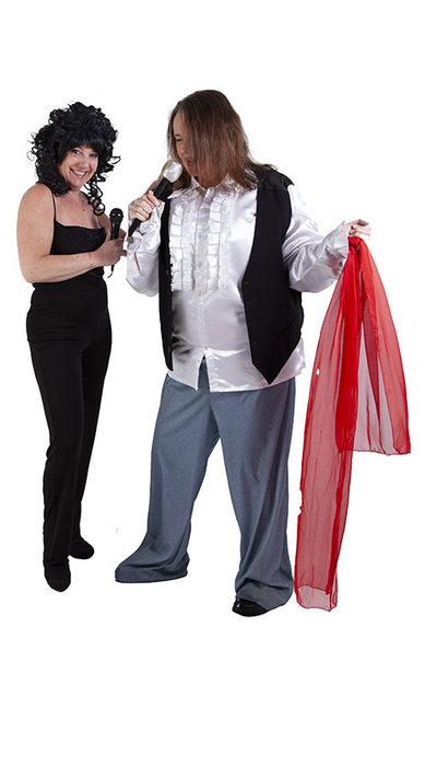 Meat Loaf kostuums huren
