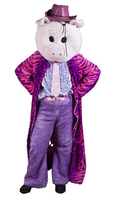 The Masked Singer Knorretje Disco