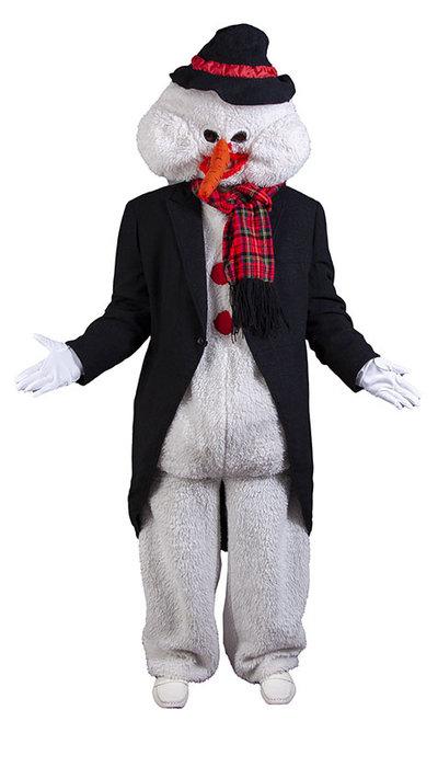 The Masked Singer Sneeuwman