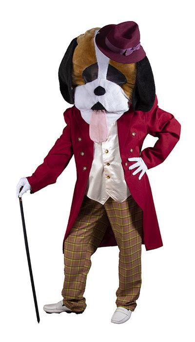 The Masked Singer Deftige Hond