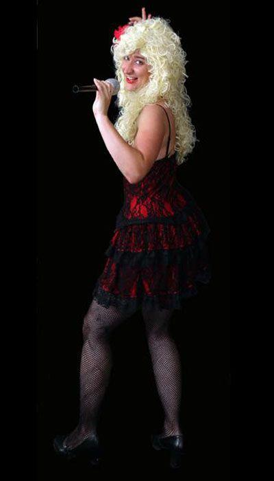 Christina Aguilera kostuum huren - 159