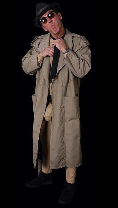 Potloodventer kostuum huren - 191