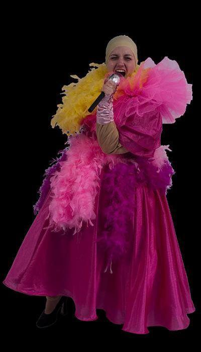 Sugar Lee Hooper kostuum huren - 197